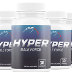 Hyper Male Force Review: Quick Guide to achieve Stronger Erections